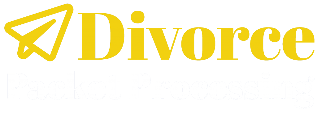 divorce packet processing Tucson